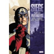 Siege: New Avengers by Brian Michael Bendis