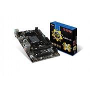 Msi FM2+ A68HM-E33 7721-095R Scheda Madre AMD, M-ATX, 2xD3 2133, SATA 3, USB 3, Nero