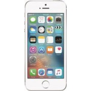 Telefon Mobil Apple iPhone SE 32GB Silver Bonus Folie Sticla EcoGlass iPhone
