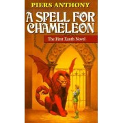 Spell for Chameleon by Piers Anthony