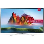 "Televizor Super UHD LG 139 cm (55"") 55SJ850V, Ultra HD 4K, Smart TV, webOS 3.5, WiFi, CI + Subwoofer Activ LG SWH1, 40 W (Negru)"