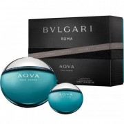 Bvlgari Aqva Pour Homme Комплект (EDT 100ml + EDT 15ml) за Мъже