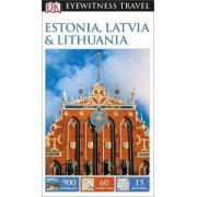 DK Eyewitness Travel Guide Estonia, Latvia & Lithuania by DK