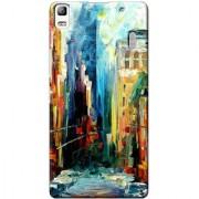 SaleDart Designer Mobile Back Cover for Lenovo K3 Note LK3NKAA609
