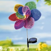 "Decoratiune gradina Morisca solara ""Floare"""