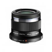 Obiectiv Olympus M.Zuiko Digital 45mm f/1.8 MSC Black montura Micro Four Thirds