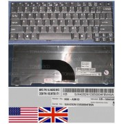 Clavier Qwerty US International Pour ACER Travelmate TM6292 TM6291 6292 6291 6231 6252 Series, Noir / Black, Model: NSK-A9N1D, P/N: 9J.N4282.N1D, KB.INT00.171