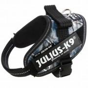 Julius K9 IDC Hundpowersele Mini-Mini jeansblå 16IDC-JEANS-MM