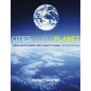 Cities People Planet by Herbert Girardet