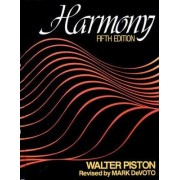 Harmony by Walter Piston