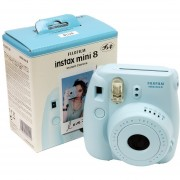 Cámara Instantánea Fujifilm instax mini 8 – Azul