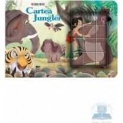 Cubopuzzle - Cartea junglei