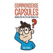 Commonsense Capsules: Insights Into the Little Big Things of Life