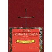 1979 Book of Common Prayer Economy Edition, Imitation Leather Wine Color by Oxford University Press