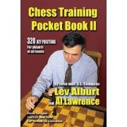 Chess Training Pocket Book: No. 2 by Lev Alburt