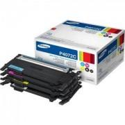 Комплект тонер касети за Samsung CLT-P4072C C/M/Y/K Rainbow Toner Kit - CLT-P4072C/ELS