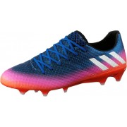 adidas MESSI 16.1 FG Fußballschuhe Herren in blau, Größe: 43 1/3
