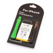 iPhone 3G/GS Utbytes Batteri & Verktyg