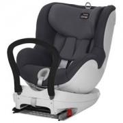 Britax DualFix Babyskydd Stålgrå Bilbarnstol 9-25 kg