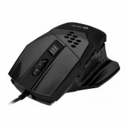 Mouse gaming Tracer Battle Heroes Shield Black