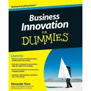 Business Innovation For Dummies by Alexander Hiam