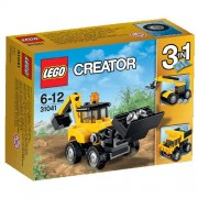 LEGO Creator - 31041 - Les Véhicules De Chantier