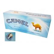 Tuburi tigari Camel albastru cu carbon activ