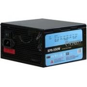 Inter-Tech Energon EPS-550W Alimentatore Elettrico, 550W, Nero