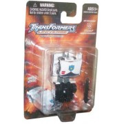 Transformers Universe Robots In Disguise Spy Changer Class 3 Inch Action Figure - Autobot Prowl as Military Strategist by Hasbro