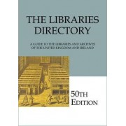 The Libraries Directory by Iain Walker
