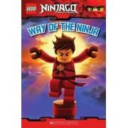 Way of the Ninja (Lego Ninjago: Reader) by Tracey West