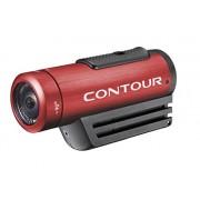 Contour Roam2 - Cámara de vídeo para casco rojo rojo Talla:rot