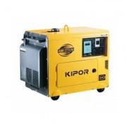 Generator insonorizat Kipor KDE 6700 TA3