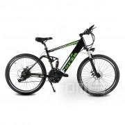 """DME-Bike Mountain-bike elettrica 26"""" Bicicletta bici pedalata assistita E-Bike DME EPAC"""