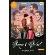 Romeo and Juliet the Graphic Novel: Original Text by John McDonald