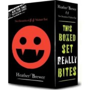 The Chronicles of Vladimir Tod Boxed Set by Heather Brewer