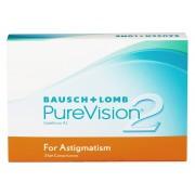 PureVision 2 HD pentru Astigmatism 3 buc.