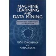 Machine Learning and Data Mining by Igor Kononenko