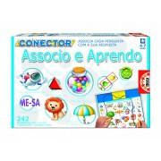 Juegos educativos Educa - Conector Asocio e aprendo, en portugués (14256)