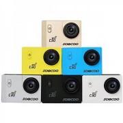 SOOCOO C30 WiFi 2K Actionkamera 12.4MP - Svart