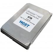 HGST 3.5in 25.4MM 6000GB 64MB 7200RPM SAS ULTRA 512N