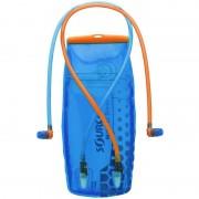 SOURCE Divide Widepac Trinkblase 2 Liter transparent-blue Zubehör Rucksäcke & Taschen