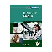 English for Emails - Student Book and MultiROM
