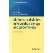 Mathematical Models in Population Biology and Epidemiology by Fred Brauer