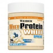 Weider Integratori Whey Protein White Spread 250 Gr Cioccolato Bianco