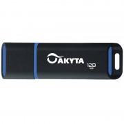 Memorie USB Akyta Kyoto Line 128GB USB 2.0 Black Blue