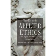 New Essays in Applied Ethics by Hon-Lam Li