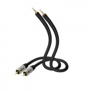 Cablu Interconnect Eagle Cable DeLuxe 0.75m