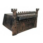 Caixa de correio em alumínio Castelo