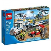 Lego City Helicopter Transporter (60049)
